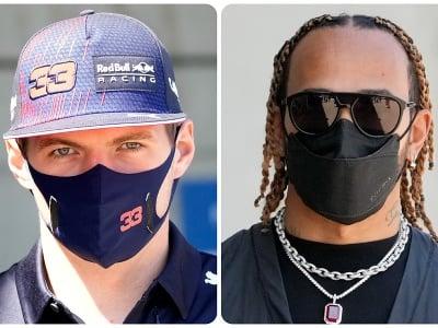 Max Verstappen vs. Lewis