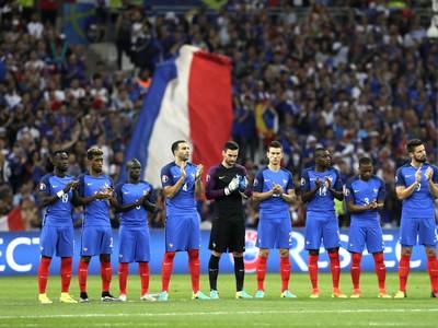 Reprezentácia Francúzska