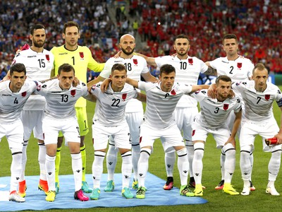 Reprezentácia Albánska