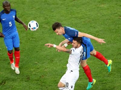 Francúzsko sa na výhru znovu poriadne natrápilo