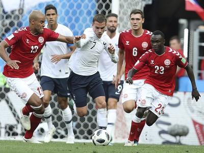Francúzsky hráč Antoine Griezmann