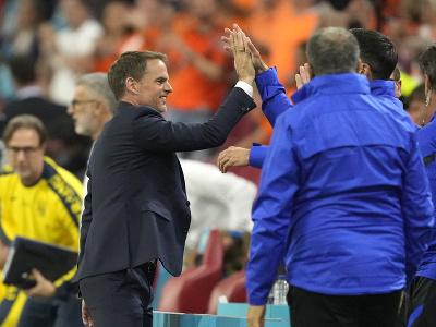 Tréner holandskej futbalovej reprezentácie