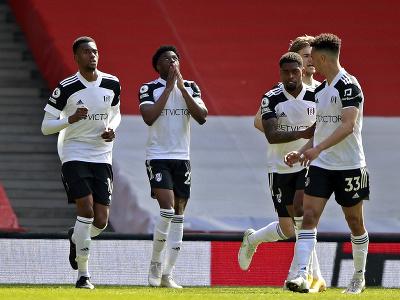 Radosť futbalistov Fulhamu