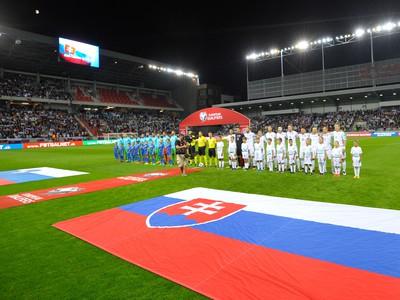 Tímy Slovenska a Slovinska