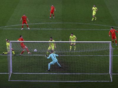Gareth Bale zahadzuje šancu
