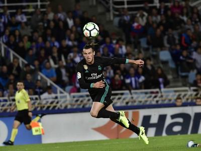 Gareth Bale a prekonaný