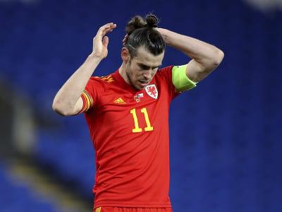 Gareth Bale v zápase