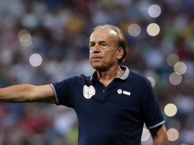 Nemecký tréner Gernot Rohr