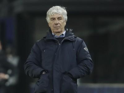 Tréner Atalanty Gian Piero