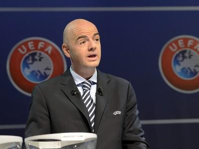 Generálny sekretár UEFA Gianni