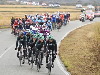 Cyklisti počas Giro d'Italia