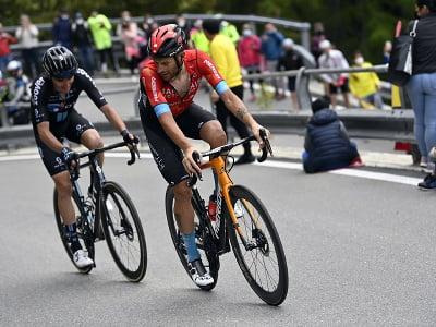 Damiano Caruso víťazom 20. etapy Gira