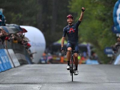 Filippo Ganna víťazom v