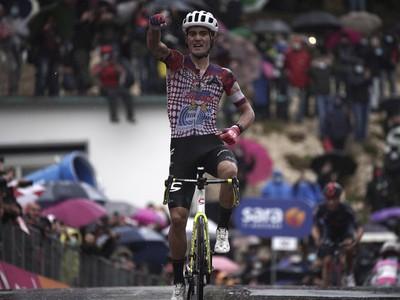 Portugalský cyklista Ruben Guerreiro