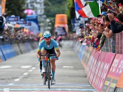Talian Dario Cataldo víťazom