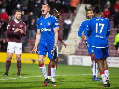 Glasgow Rangers v pohári
