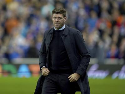 Tréner Glasgowa Rangers Steven