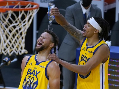 Basketbalisti Golden State Warriors