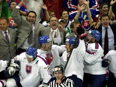 Slovenskí hokejisti získali na