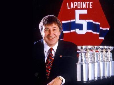 Guy Lapointe bojuje s