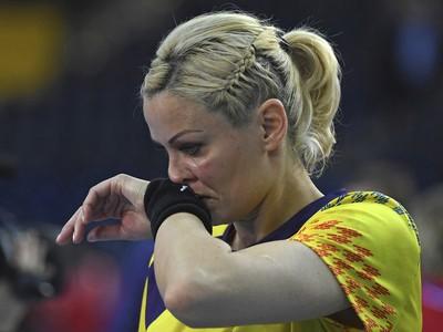 Yuliya Dumanska a jej pozápasové emócie