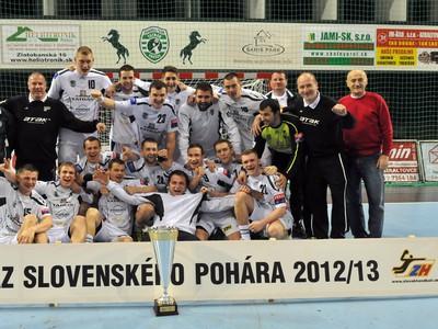 Hráči Tatrana Prešov sa