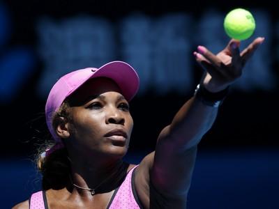 Serena Williamsová zdolala Danielu Hantuchovú.
