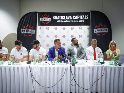 HC Bratislava Capitals pred
