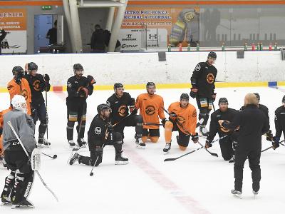 Prvý tréning HC Košice
