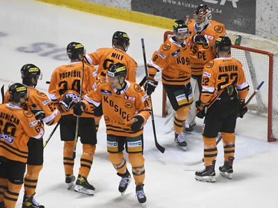 Hokejisti HC Košice