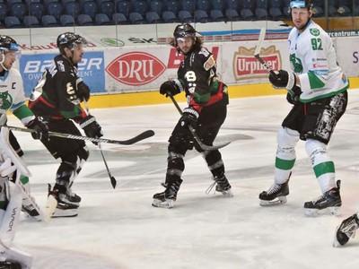 Hokejisti tipsportligového HC Nové