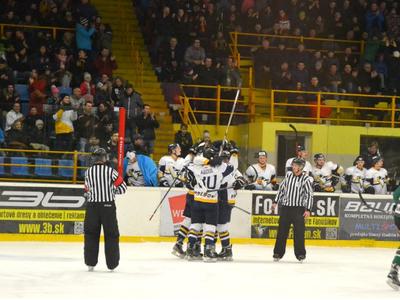Prešov vyrovnal stav série