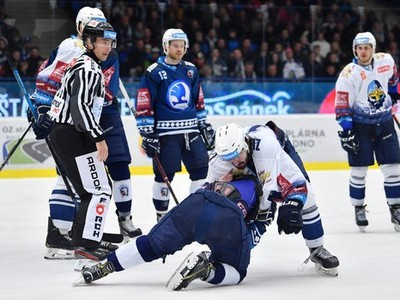 Bitka počas zápasu