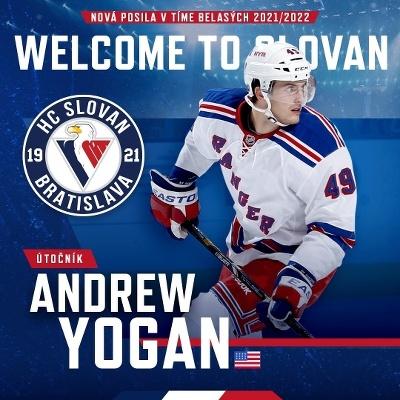 Andrew Yogan je novou