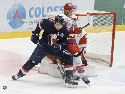 Milan Kitnár z HC Slovan Bratislava