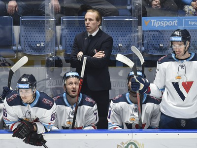 Tréner HC Slovan Bratislava