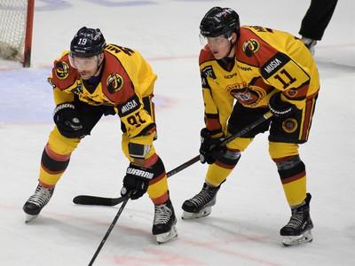 Hráči HC Topoľčany