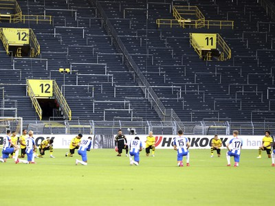 Hráči Borussie Dortmundu a