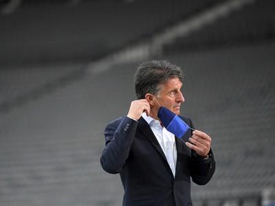 Tréner Herthy Berlín Bruno Labbadia