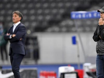 Tréneri Bruno Labbadia a Urs Fischer
