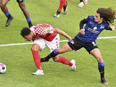 Matteo Guendouzi a Karim Anisiwo