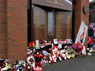 V Liverpoole si pripomenuli
