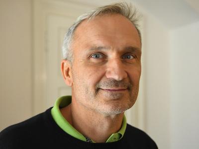 Tréner HK Spišská Nová Ves Miroslav Mosnár