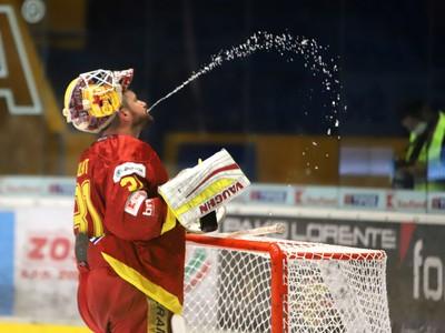 Brankár Trenčína Michal Valent