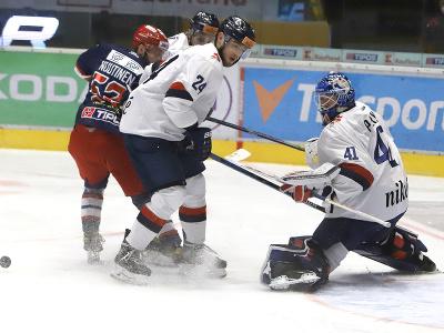 Zľava Mikko Nuutinen (Zvolen),