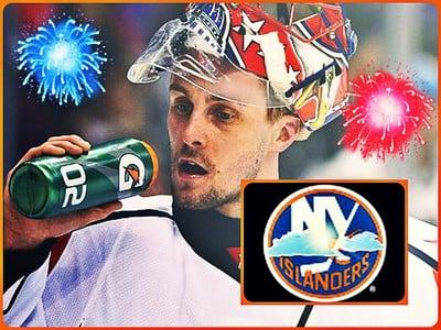 Jaroslav Halák zakotví v New York Islanders