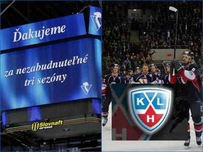 Slovan Bratislava definitívne do
