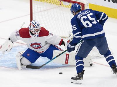 Toronto zdolalo Montreal 5:2