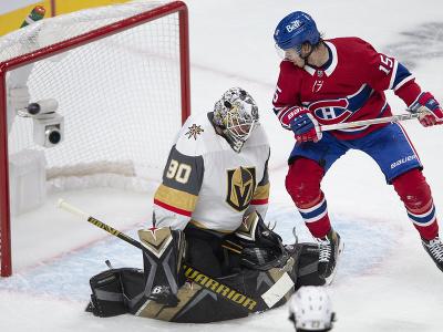 Hráči Montrealu zdolali Vegas Golden Knights