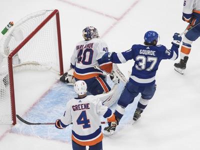 Tampa Bay triumfovala nad Islanders